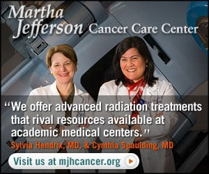 Martha Jefferson Cancer Center