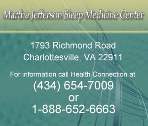 Martha Jefferson Sleep Center