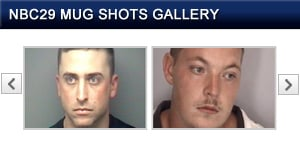 Mug Shots Gallery
