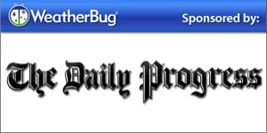 WeatherBug Sponsored by The Daily Progrss