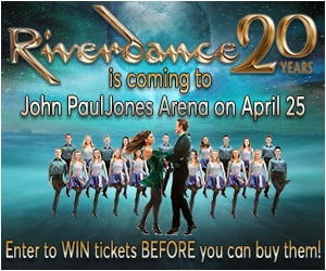 Riverdance 20 years. Enter to win tickets before you can buy them!
