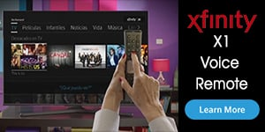 Experience Xfinity: The X1 Voice Remote