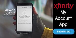 Experience Xfinity: The My Account App