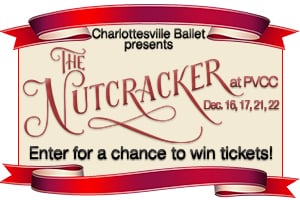 Enter for a chance to win tickets to 'The Nutcracker' at PVCC