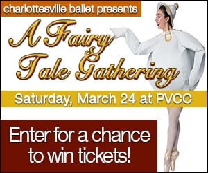 Enter for a chance to win tickets to 'A Fairy Tale Gathering' at PVCC