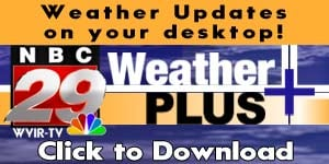 Download NBC29 Weather Plus