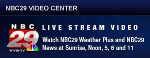 Click to watch NBC29 HD News Live on Your Computer
