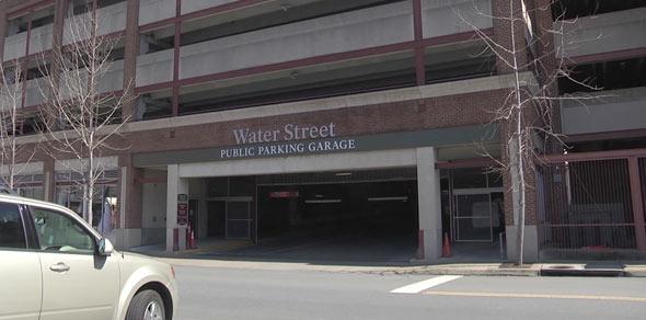 Water Street Garage