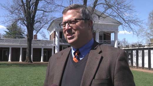 Robert Patterson, UVA commerce professor