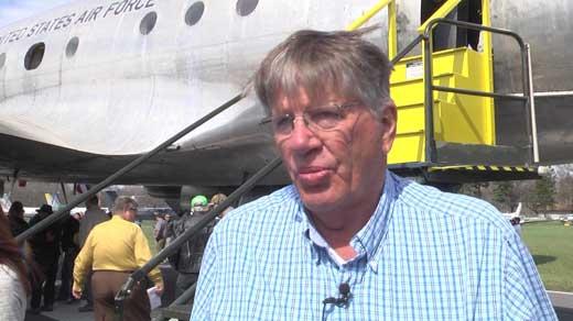 Karl Stoltzfus, Dynamic Aviation founder