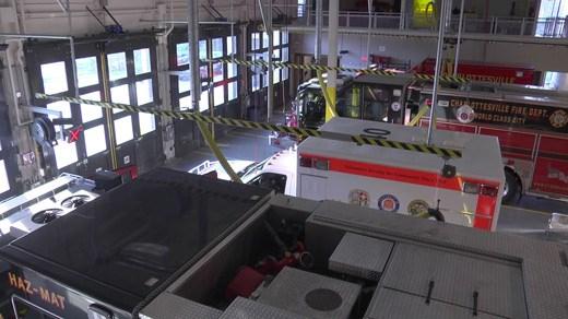 Charlottesville Fire Station Awarded Leed Platinum