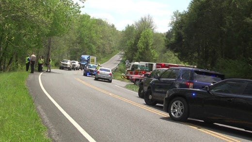 Car Accident Albemarle County