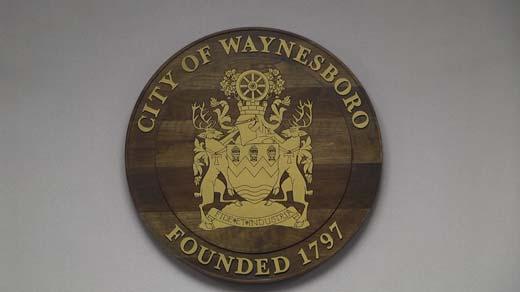 City of Waynesboro seal (file photo)