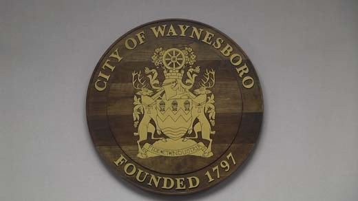 City of Waynesboro seal (file photo)