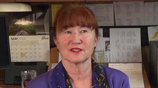 UVA School of Nursing Associate Dean Christine Kennedy
