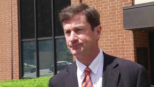 Benjamin Chew, attorney for Martese Johnson