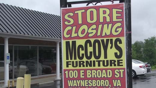 McCoyu0027s Furniture In Waynesboro