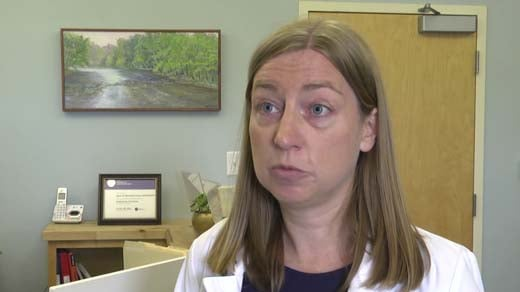 Dr. Maura McLaughlin, primary care physician