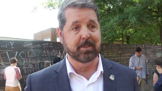 Michael Bowman, National Hemp Association chairman