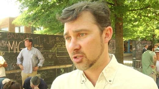 Jason Amatucci of the Virginia Industrial Hemp Coalition