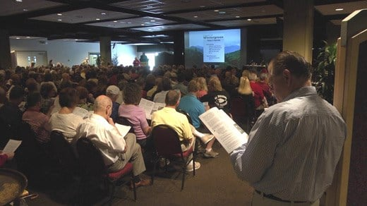 Friends of Wintergreen holding a meeting on proposed Atlantic Coast Pipeline