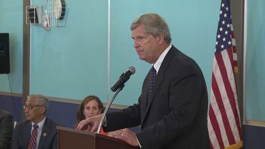 U.S. Secretary of Agriculture Tom Vilsack
