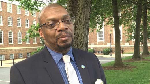 Don Gathers, Blue Ribbon Commission member