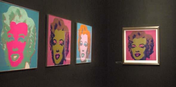 Warhol Art on Display in Charlottesville