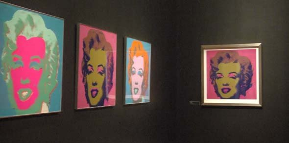Warhol Art on Display in Charlottesville