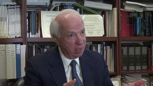 Richard Bonnie, University of Virginia law professor