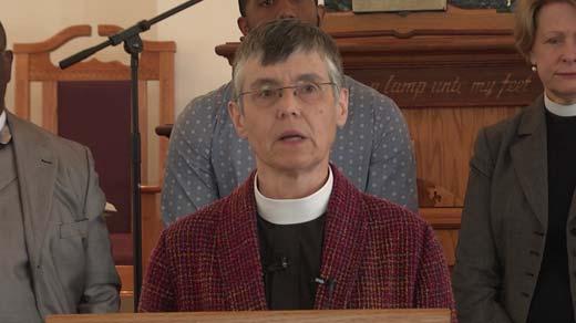 Heather Warren, St. Paul's Memorial Church
