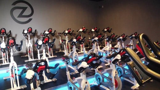 Zoom Indoor Cycling Studio in Charlottesville