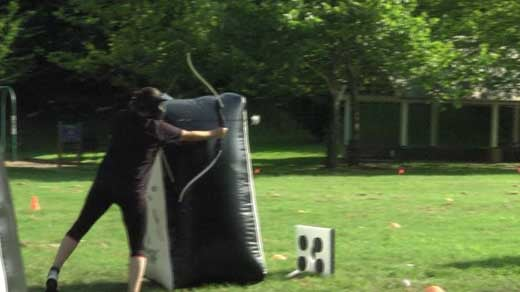 Charlottesville Archery Tag