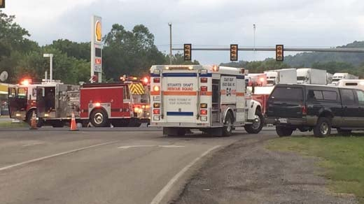 Staunton Va News Car Accident