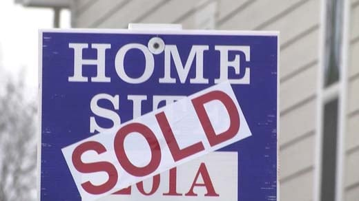 File Image: Home sold sign