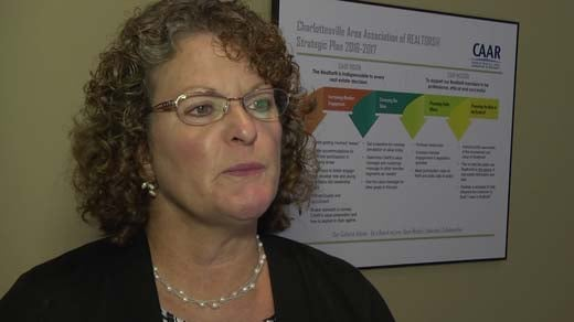 Donna Patton, CAAR president