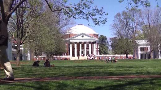 File Image: The Rotunda at the University of Virginia