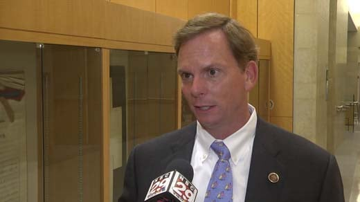 State Senator Bill DeSteph