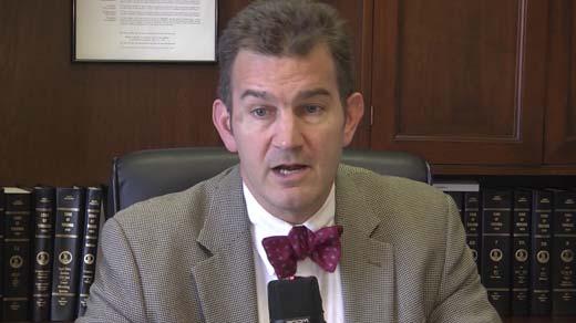 State Senator Chap Petersen