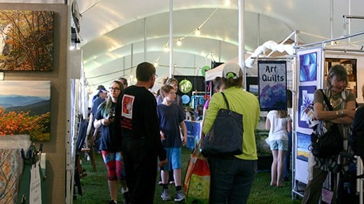 Crozet Arts and Crafts Festival