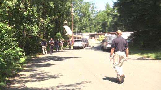 Police investigating fatal shooting along Earhart Street (FILE IMAGE)