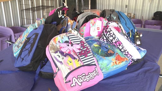 Backpack Buddies of Central Virginia