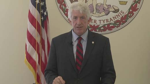 Virginia Attorney General Mark Herring (FILE)