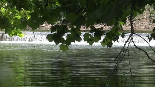 South River in Waynesboro