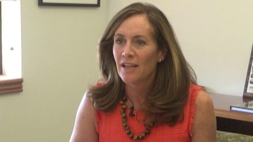 Virginia first lady Dorothy McAuliffe (FILE IMAGE)
