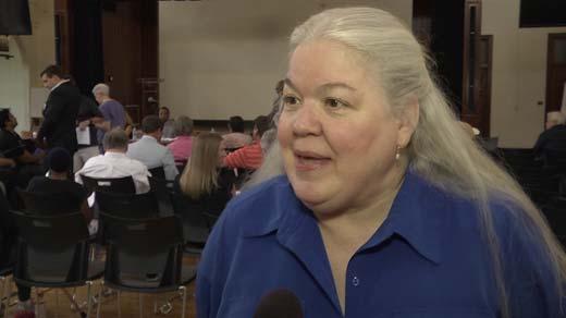 Jane Smith, Blue Ribbon Commission member