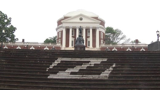 File Image: The University of Virginia Rotunda