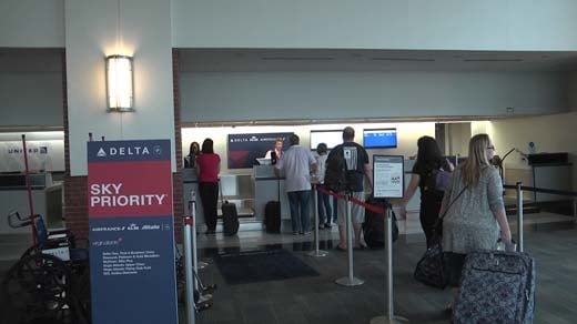 Delta Air Lines outage causes headache for Hampton Roads travelers