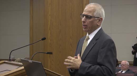 John Accordino, interim dean of VCU's L. Douglas Wilder School of Government and Public Affairs