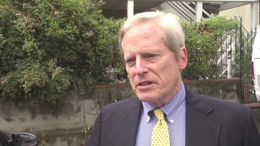 Lloyd Snook, NBC29 legal analyst